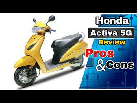 Literature review of Honda active